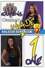 Queens of Combat Invade Supercon Night 1