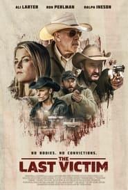 Poster The Last Victim 2021