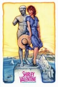 Poster Shirley Valentine 1989
