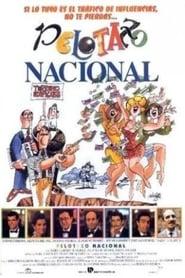 Poster Pelotazo nacional 1993