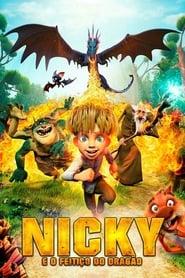 Nicky e o Feitiço do Dragão Dublado