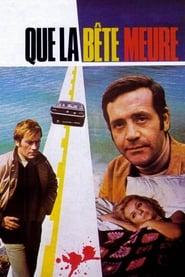 Poster Que la bête meure 1969