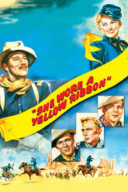 Poster She Wore a Yellow Ribbon 1949