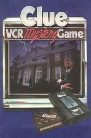 Clue VCR Mystery Game 1985