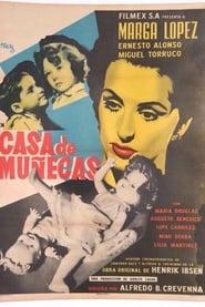 Poster Casa De Muñecas 1954