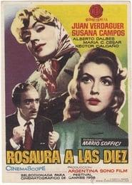 Rosaura at 10 O'Clock (1958)