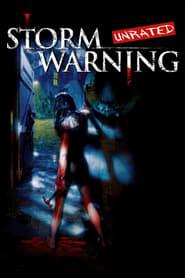 Poster Storm Warning 2008