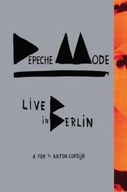 Poster Depeche Mode: Live in Berlin 2014