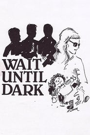 Poster Wait Until Dark 1982