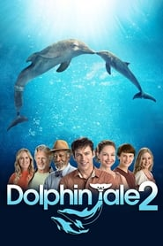 Poster Dolphin Tale 2 2014