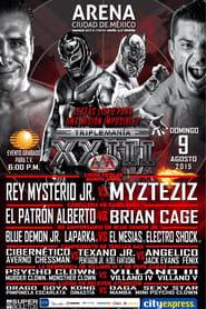 AAA: TripleManía XXIII