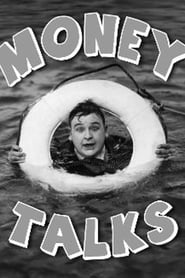 Poster Money Talks 1926