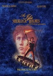 Az ifjú Sherlock Holmes és a félelem piramisa