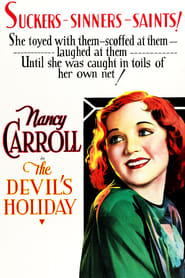 Poster The Devil's Holiday 1930