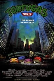 Las Tortugas Ninja 1 (1990) Teenage Mutant Ninja Turtles