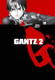 Gantz streaming vf poster