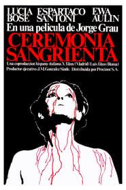 Ceremonia sangrienta (1973)