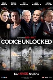 Codice Unlocked streaming film online italiano