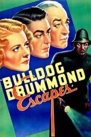 Bulldog Drummond s'évade
