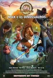 Max Adventures in Dinoterra