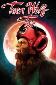 Poster Teen Wolf Too 1987