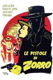Le pistole di Zorro 1950