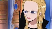 One Piece Season 8 Episode 262 : Scramble over Robin! A Cunning Plan by Sogeking!!