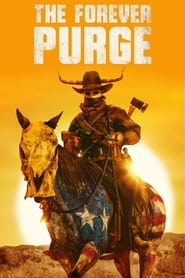 Poster The Forever Purge 2021