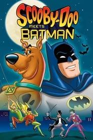 Poster Scooby-Doo Meets Batman 1972