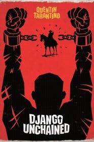 Poster Django Unchained 2012