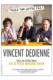 Vincent Dedienne (S'il se passe quelque chose) en streaming