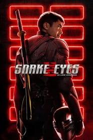 Poster Snake Eyes: G.I. Joe Origins 2021