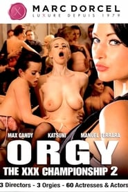 Orgy: The XXX Championship 2 poster