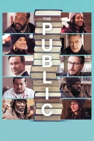 Ver The Public Online HD Español y Latino (2018)