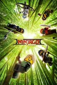 The LEGO Ninjago Movie (2017) DVDRip 600MB Ganool