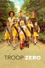 Poster for Troop Zero