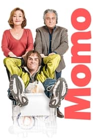 Poster Finding Momo