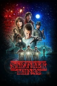 Poster for Stranger Things