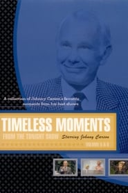 Poster Timeless Moments from The Tonight Show Starring Johnny Carson - Volume 5 & 6 2002