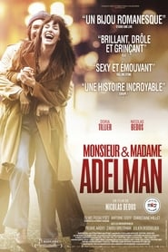 Mr & Mme Adelman (2017) Watch Online in HD