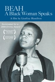 Beah: A Black Woman Speaks (2003)
