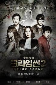 Poster Crime Scene 2017