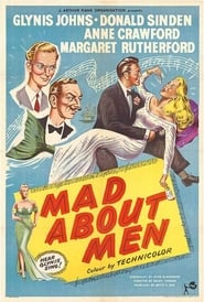 Mad About Men plakat