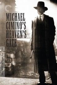 Poster Heaven's Gate 1980