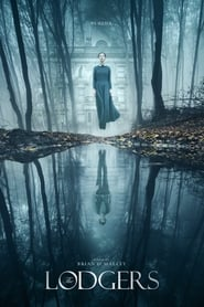 Los inquilinos (The Lodgers) Poster