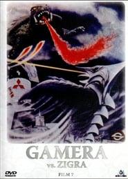 Gamera 7 - Gamera vs Zigra