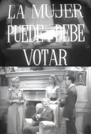 La mujer puede y debe votar 1951