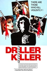 უყურე The Driller Killer