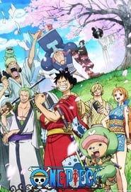 Poster One Piece - Season 1 Episode 12 : Clash with the Black Cat Pirates! The Great Battle on the Slope! 2020