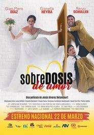 Poster Sobredosis de Amor